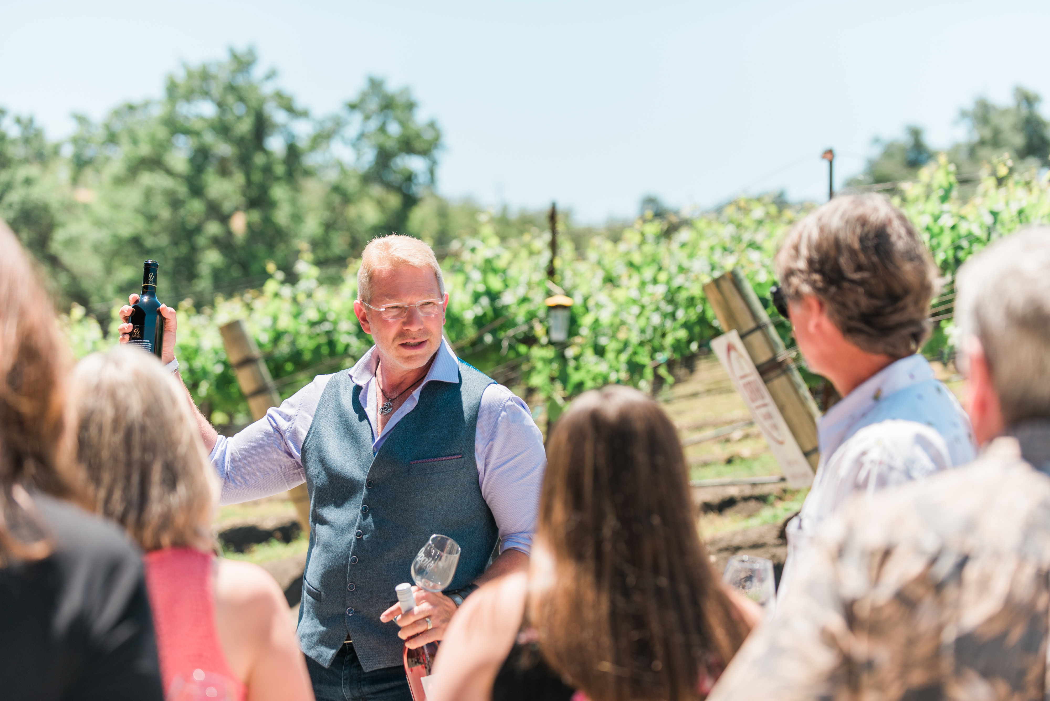 Opolo Jeff Vineyard Tasting